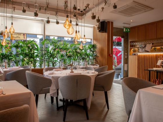 Check out the 7 London Restaurants Awarded a Michelin Star - Victor Garvey of SO LA (Photo Credit: Sonya Mezler)