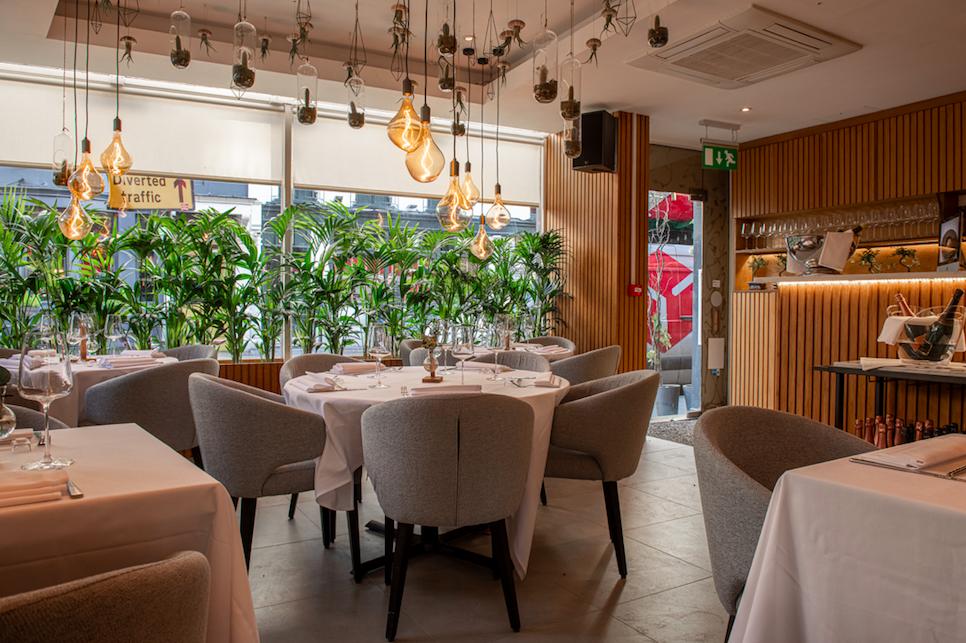 Check out the 7 London Restaurants Awarded a Michelin Star - Victor Garvey of SO|LA (Photo Credit: Sonya Mezler)