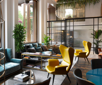 A Night's Stay at The Athenaeum, Mayfair £358