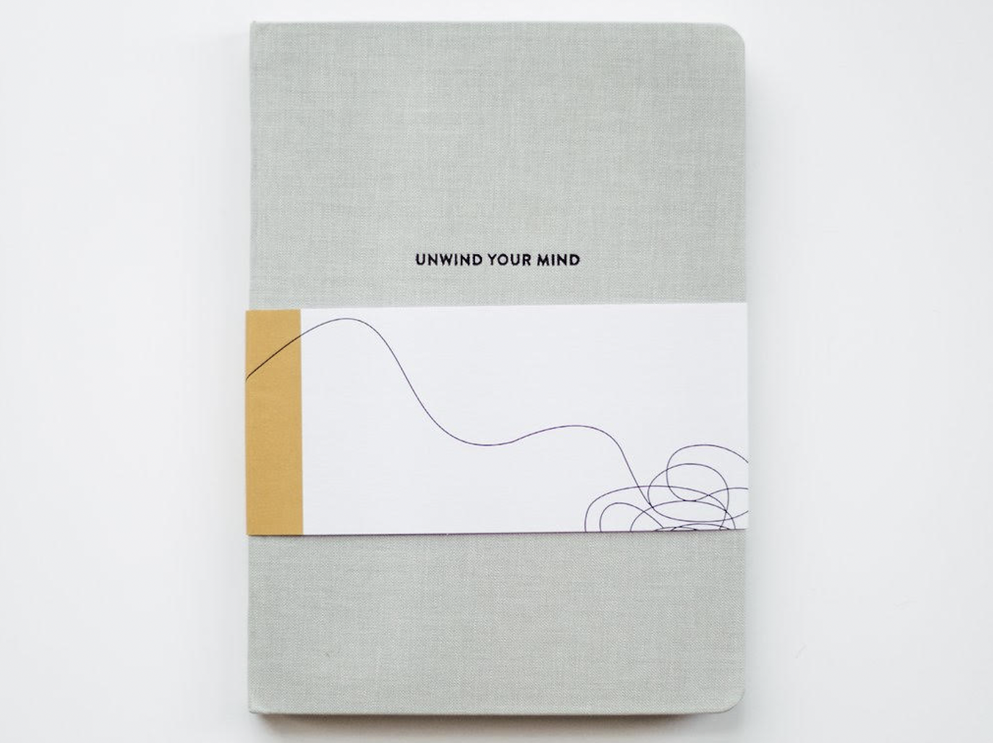 Inspired and empowering, the Unwind Your Mind Journal is a great gift from anyone wanting to chronicle their cancer journey while staying positive and feeling supported