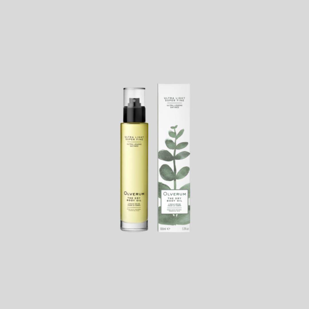 Lust List Olverum Dry Body Oil