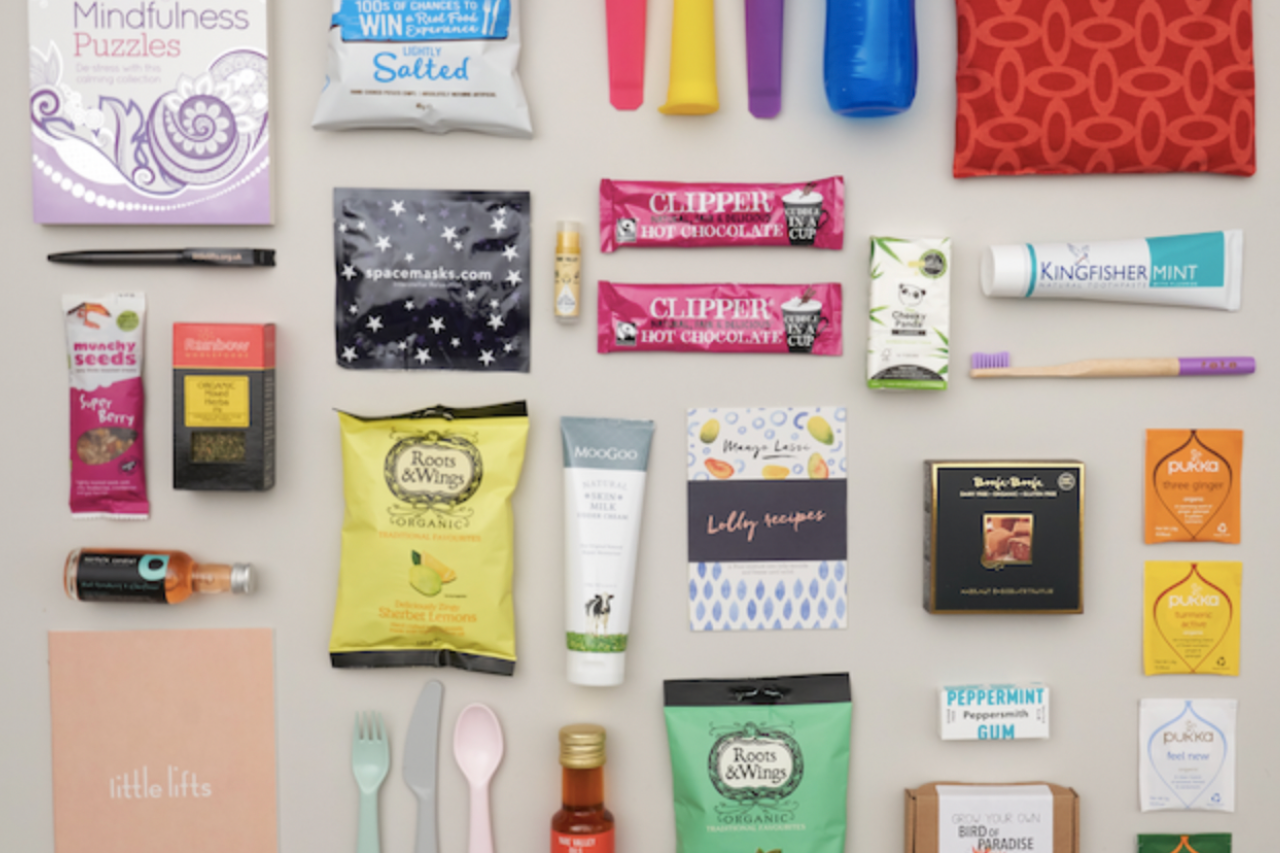 Natural, ethically sourced, eco-friendly and organic, a Littlelifts box contains everything your friend will need during her cancer treatment