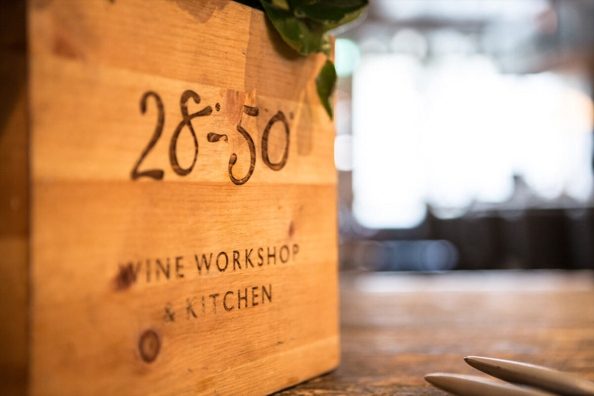 The Luxe List February 2021: 28°- 50° Wine Workshop & Kitchen Chelsea Opening Spring
