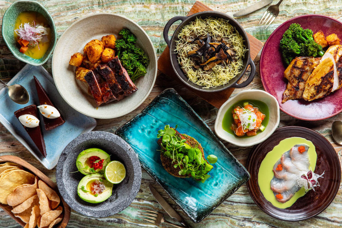 The Luxe List February 2021: Delicious home delivery with Cocinando con COYA from COYA Mayfair