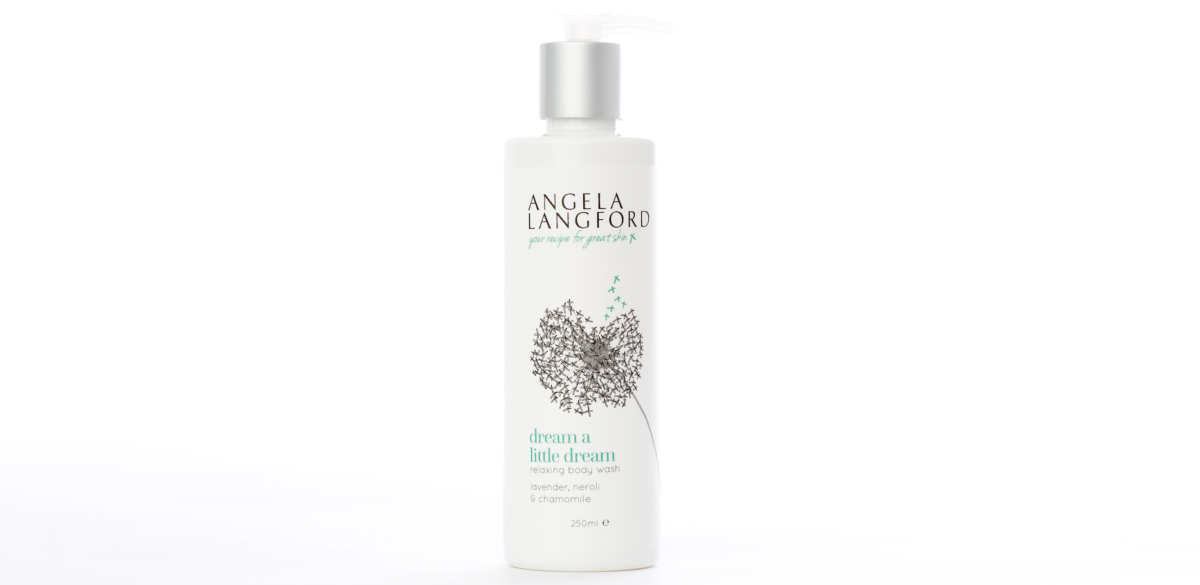 A Mother's Day Gift you'll want to keep for yourself!  Angela Langford's 'Dream a Little Dream Bodywash'