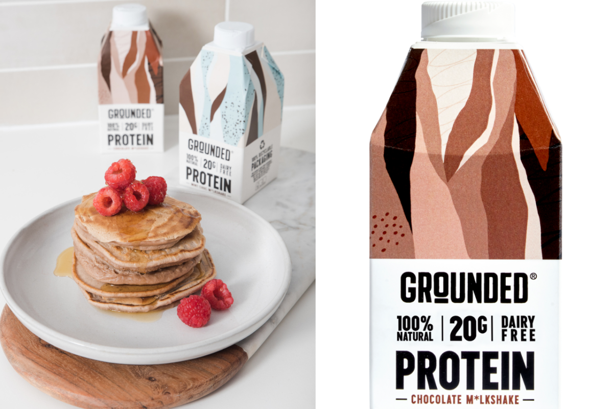 The Luxe List February 2021: Go for the healthy vegan option this Pancake Day with Grounded's awesome recipe