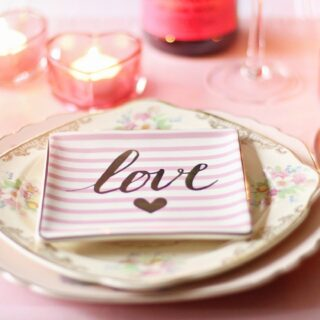 Valentine's Dinner Image (Image by Terri Cnudde from Pixabay)