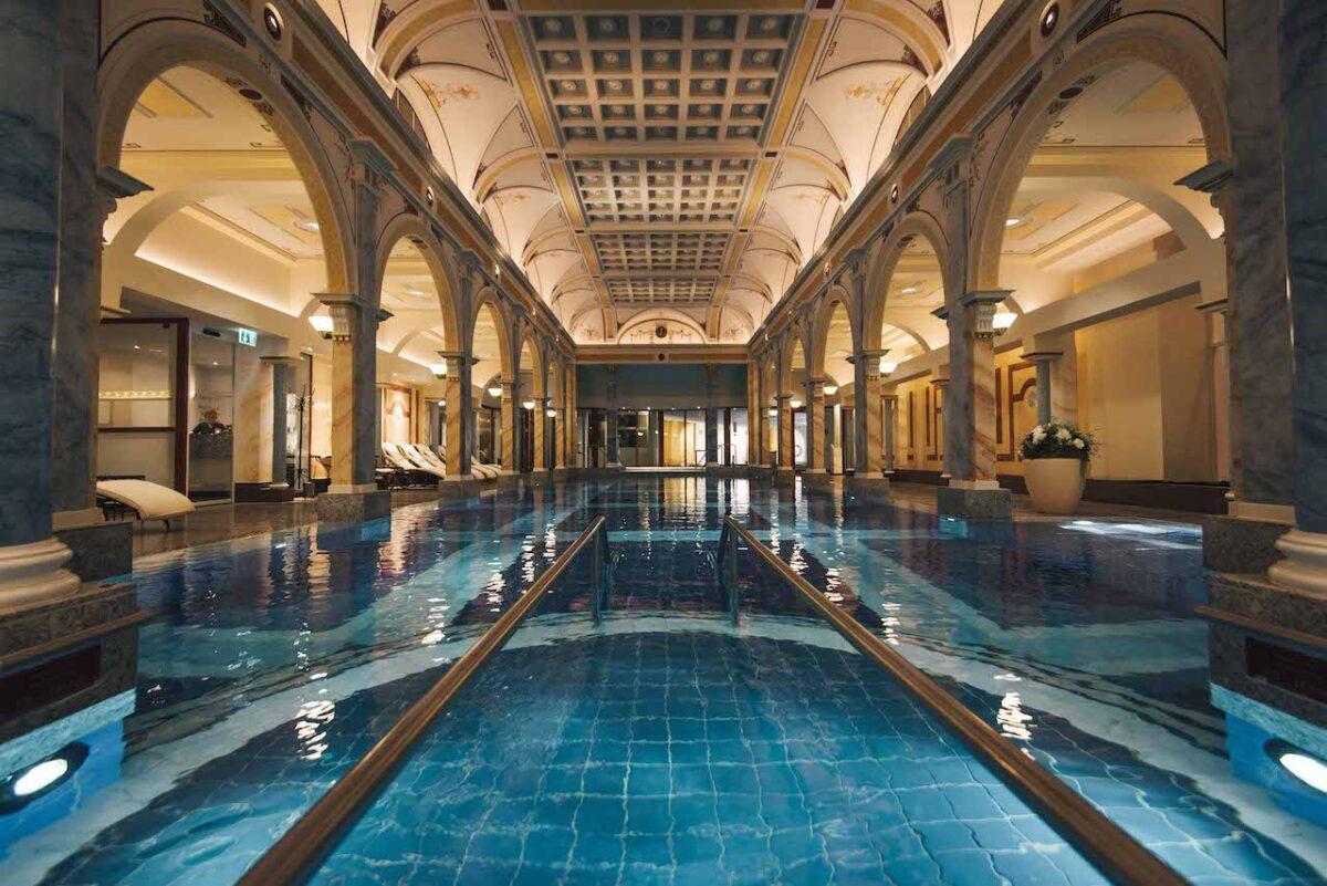 Celebrate International Women's Day with the Best Female-Only Wellness Retreats - Switzerland: Grand Resort Bad Ragaz Anti-ageing