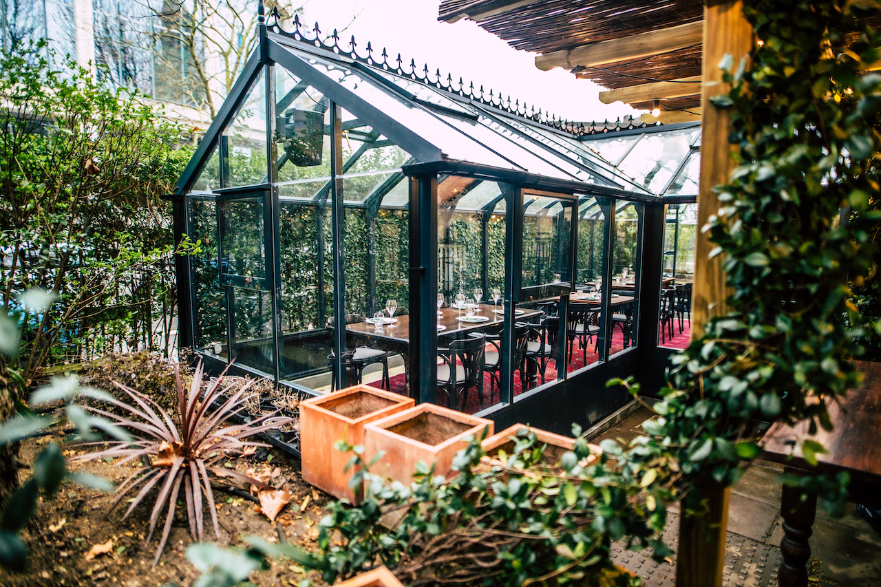Chameleon is our hottest new opening for April - an experiential space with gorgeous garden, greenhouses and a Telavivian style menu