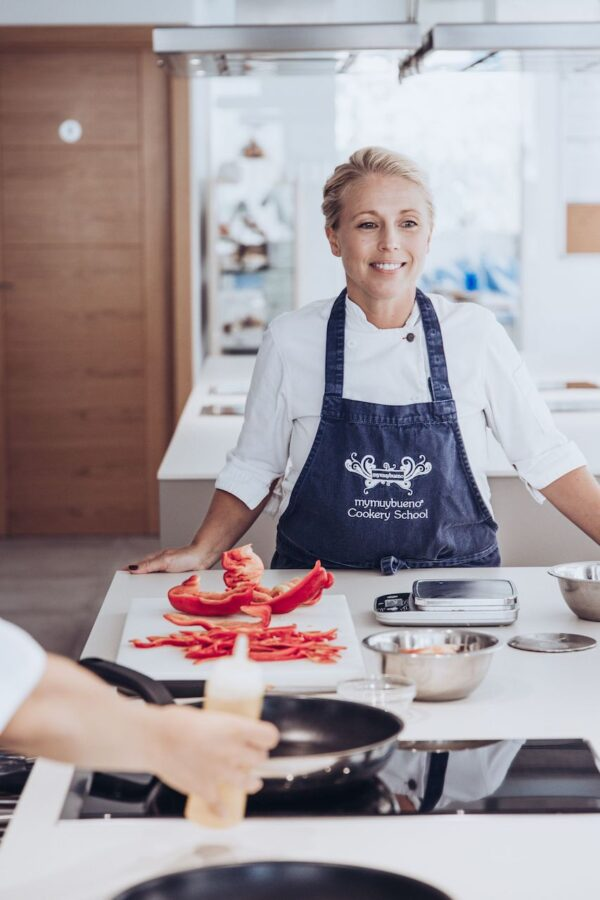 Feel Inspired on International Women's Day - Justine Murphy - Author of Mymuybueno Cookbook