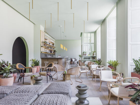 The Londoner, London's Leicester Square – Opening September 2021