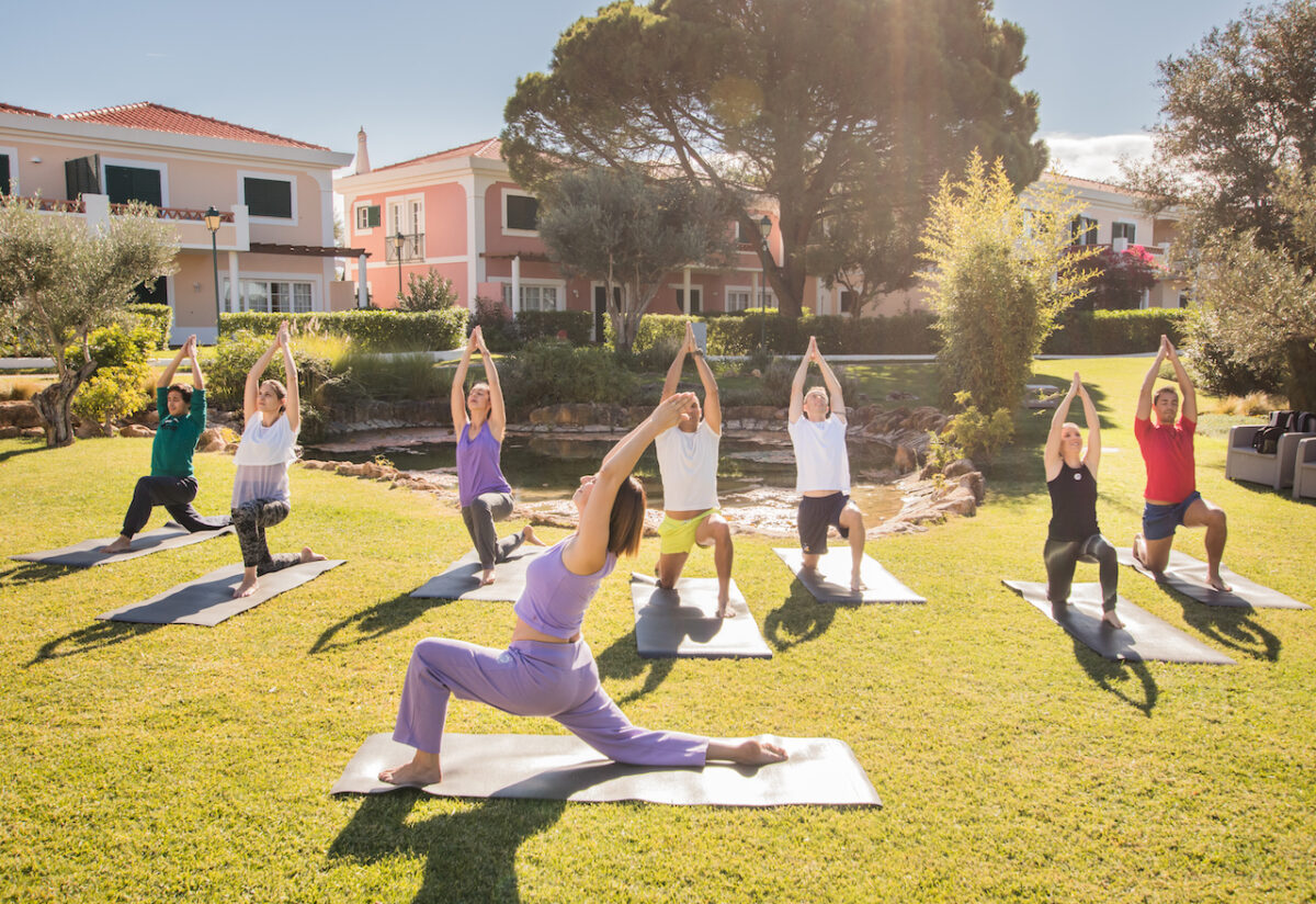 Celebrate International Women's Day with the Best Female-Only Wellness Retreats - Portugal: Yoga & Wellness Retreat at Longevity Cegonnha Country Club