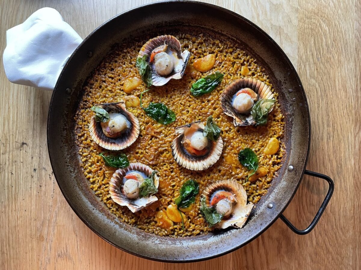 The Luxe List April 2021 - Arros QD Launches British Paella Concept with a Live-Stream Cook-along