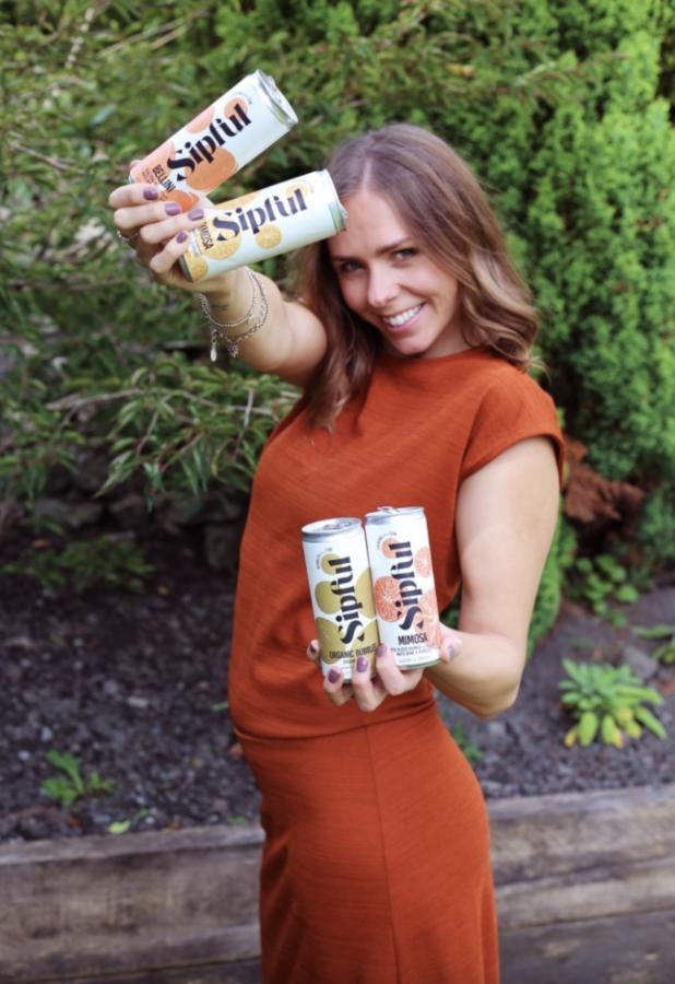 Feel Inspired on International Women's Day - Emily Darwell, co-Founder of Sipful