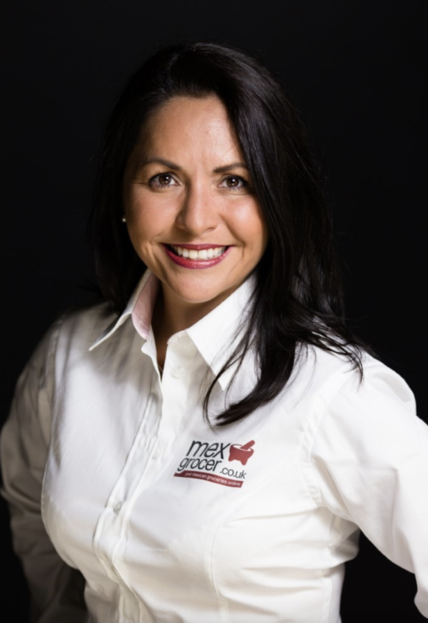 Feel Inspired on International Women's Day -Katya Torres de La Rocha, Owner and CEO of MexGrocer