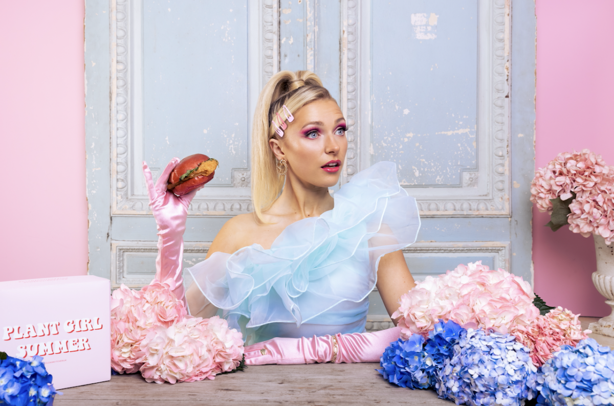 The Luxe List April 2021 - Clean Kitchen is rocking April with its new Plant Girl Summer concept - think Pink Truffle Burgers, oh yes.