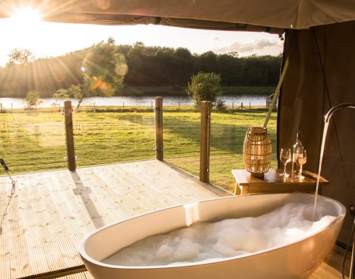 The Nest Glamping Lincolnshire - 5 Unique Summer Staycations To Book On The Wanderlist