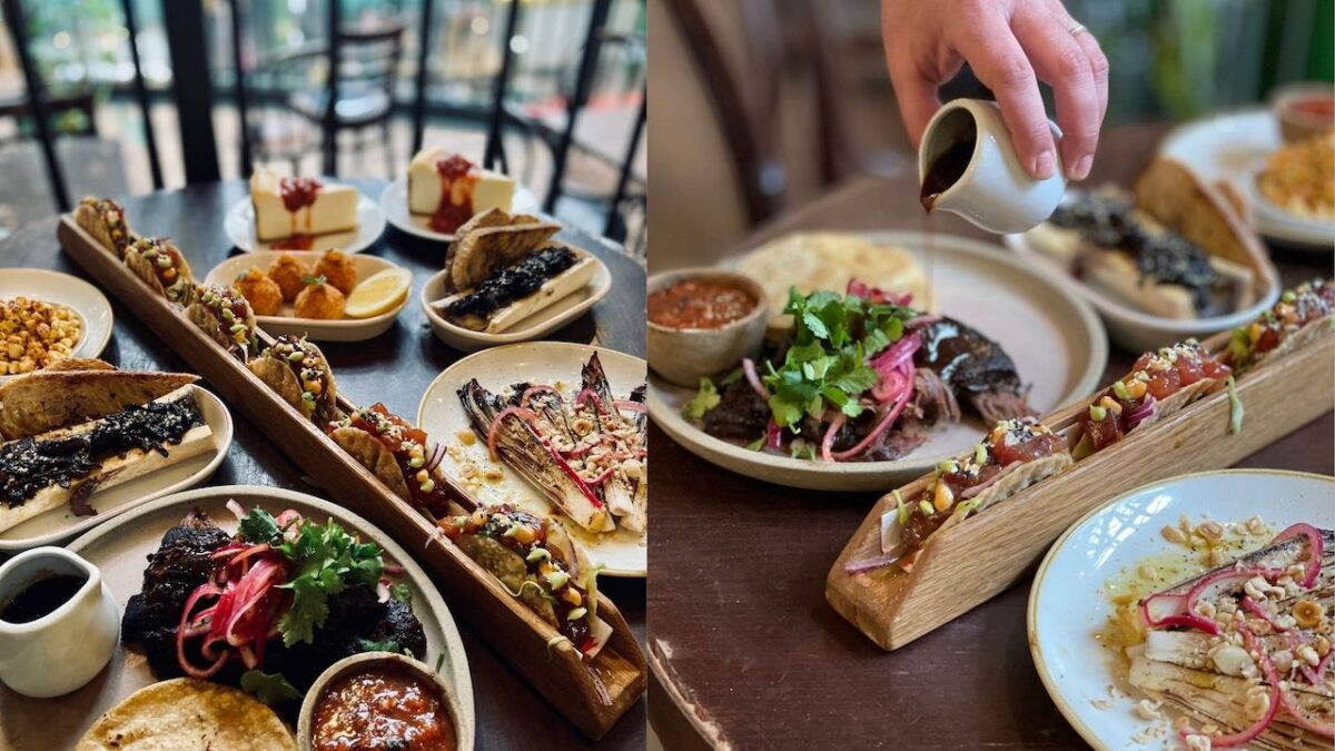 The Luxe List April 2021 - HotBox & BOB's Lobster have teamed up with homeless charity The Passage to offer a 6 course at home box for £80 with £10 from each box donated to the charity