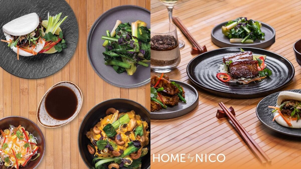 Six By Nico's April offering will transport you to Vietnam with duck bao buns and caramel pork belly - yum