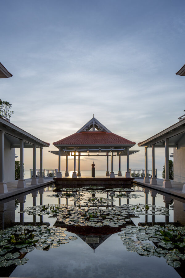 No quarantine is required for tourists to Thailand's Amatara Resort in Phuket this summer.