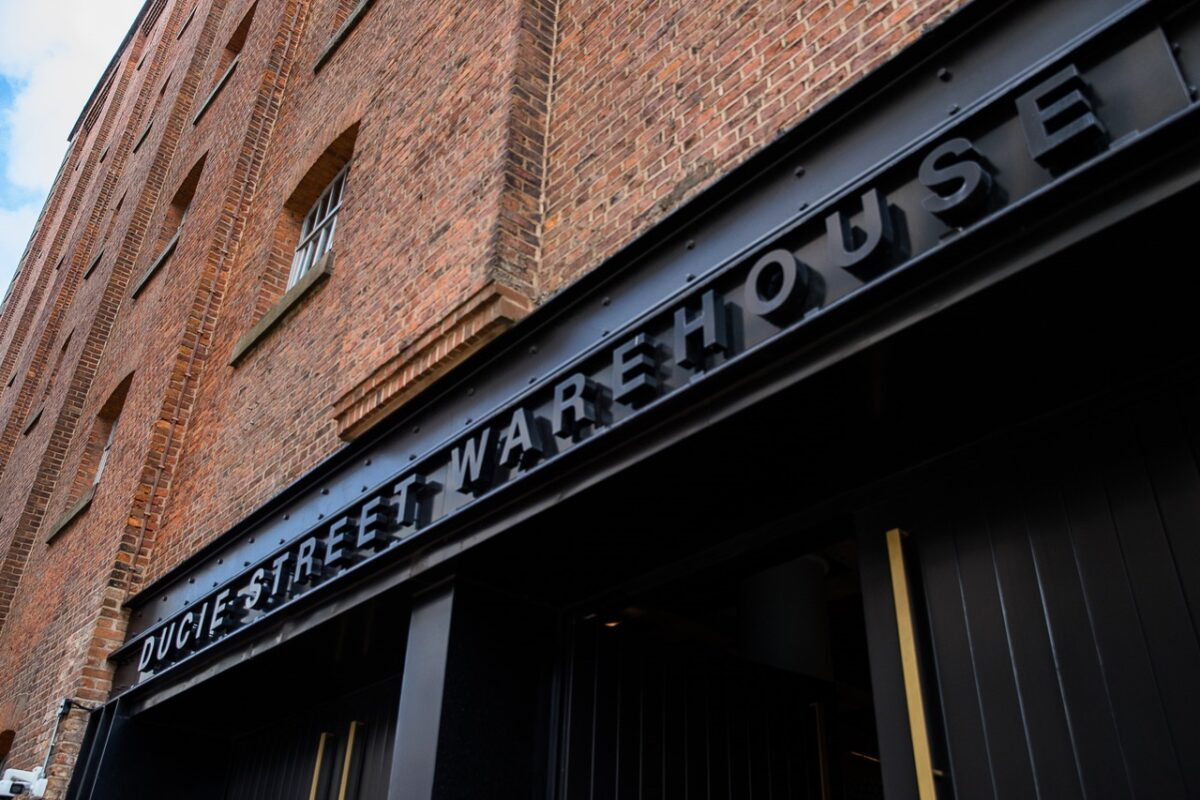 Ducie Street Warehouse has launched its new terrace (Photo Credit: Jody Hartley)