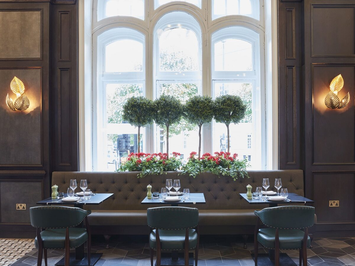So hot right now!  On the list of Manchester restaurants we need to visit is Mount Street at The Midland Hotel which launched last year