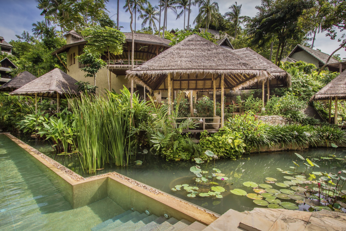 Kamalaya on the Thailand island of Koh Samui offers yoga, detox and health and wellness retreats for a luxury holiday this summer