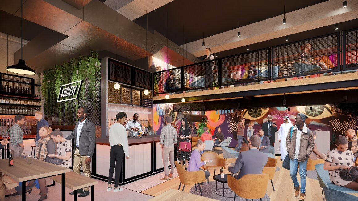 So Hot Right Now - Manchester's Coolest Restaurants: Opening May 20th, drink, dine and dance from 10am to 11pm at Society Manchester