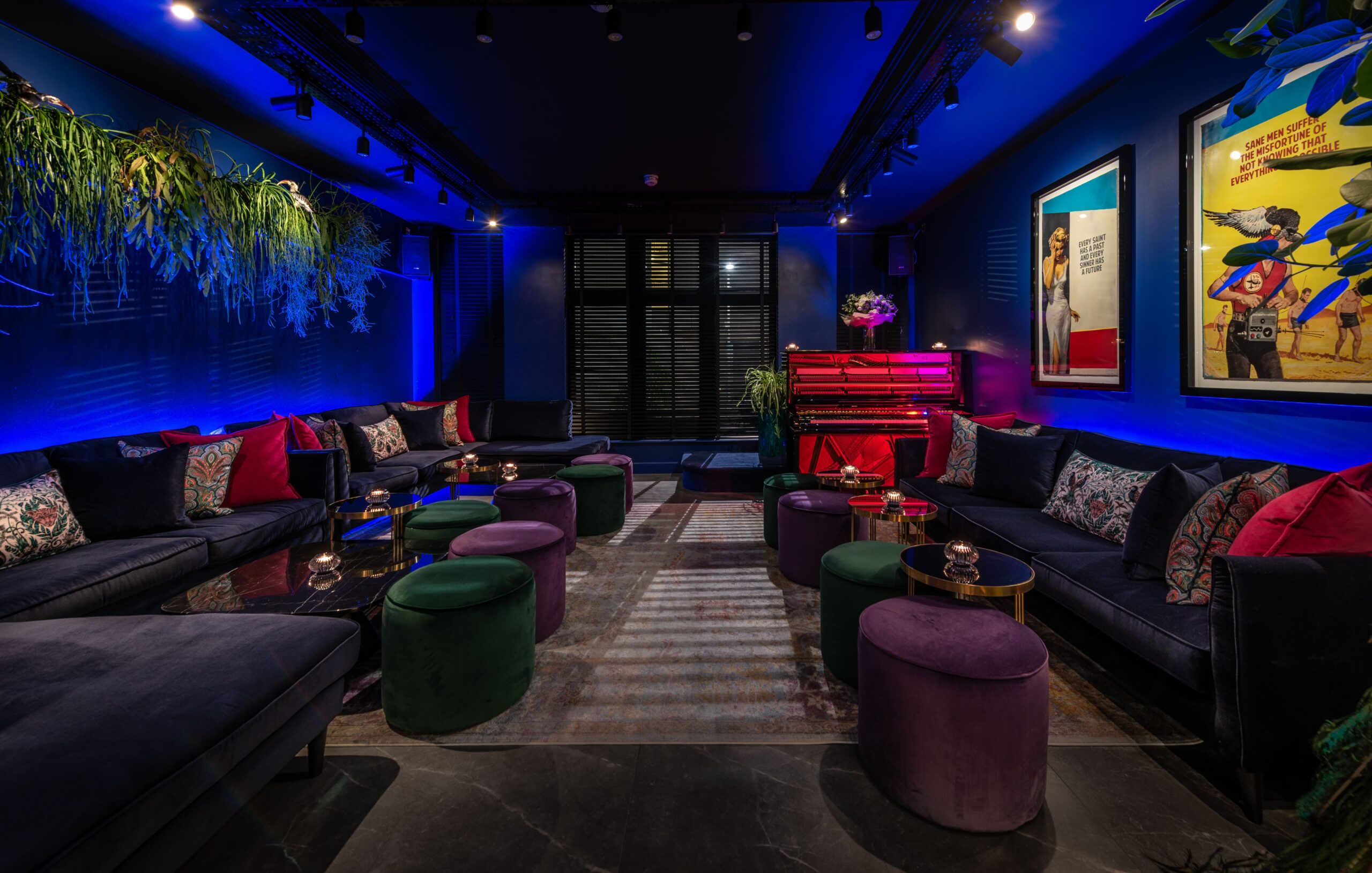 Boutique charm and eccentric interiors - you'll love the cool luxe Hux Hotel on London's Kensington High Street