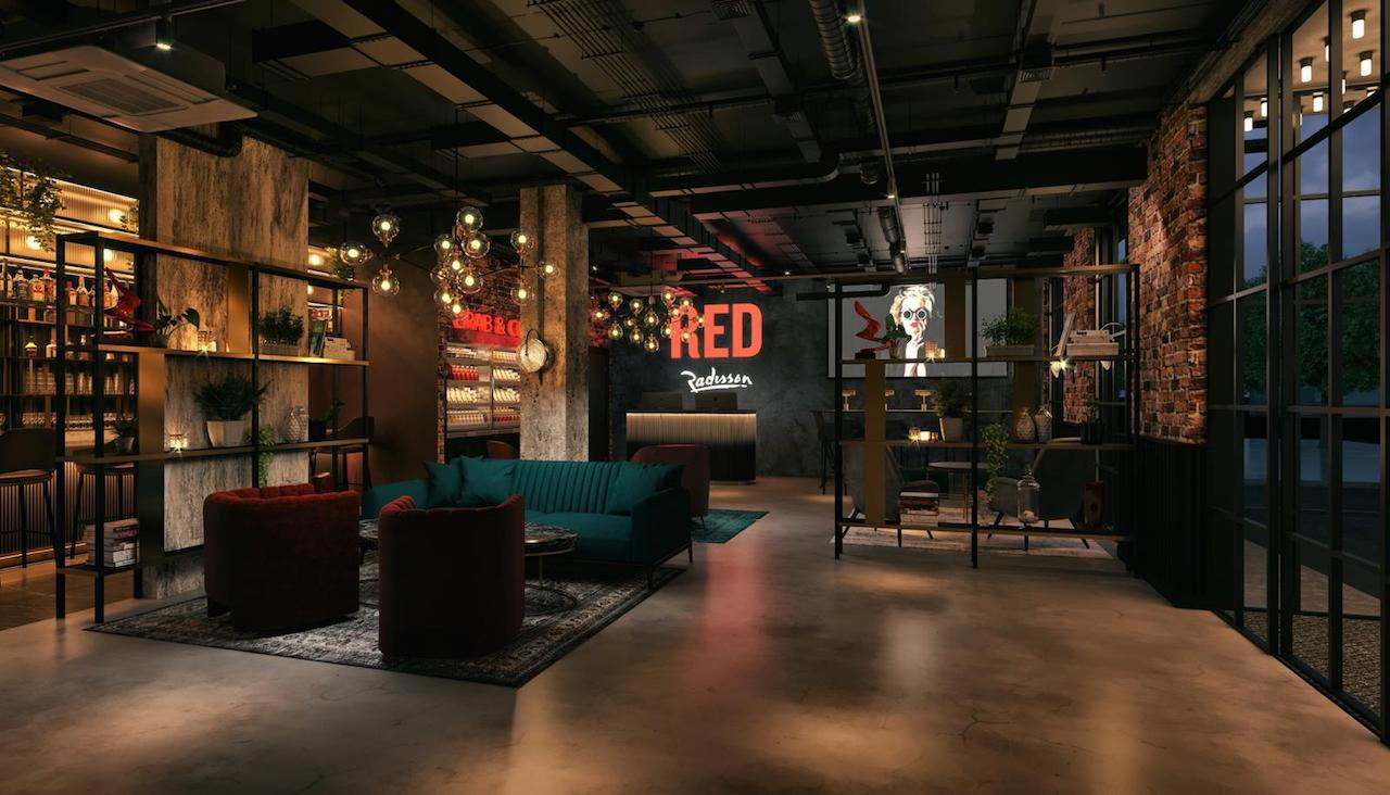 Another gorgeous hotel to add to your list of must-stays in London: Radisson RED London Greenwich The O2 - Opening August
