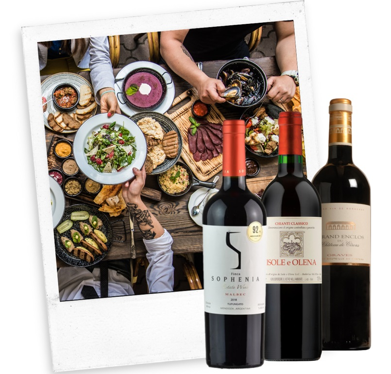 The Luxe List May 2021 - What could be better than steak AND red wine with Tom Gilbey and Sophie's Soho?