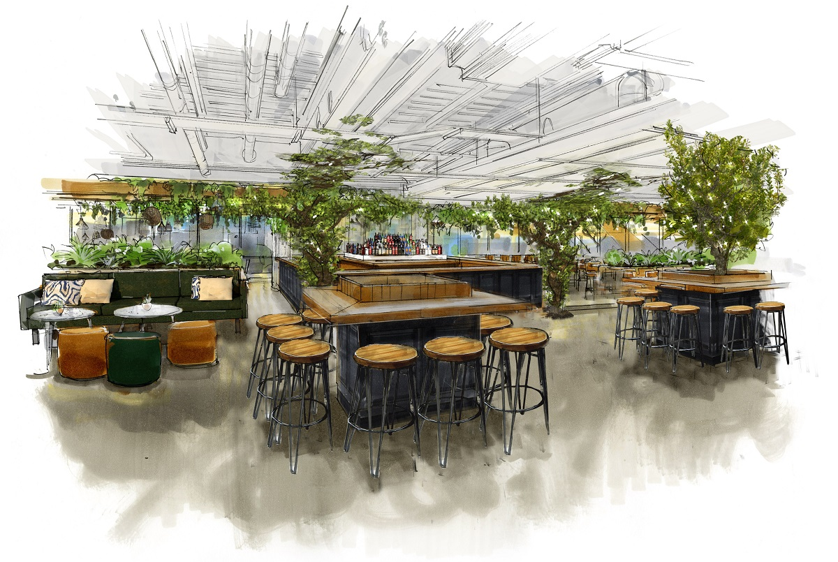 May's Hottest New London Openings - A star opening next month to book in for now - Pergola on the Wharf