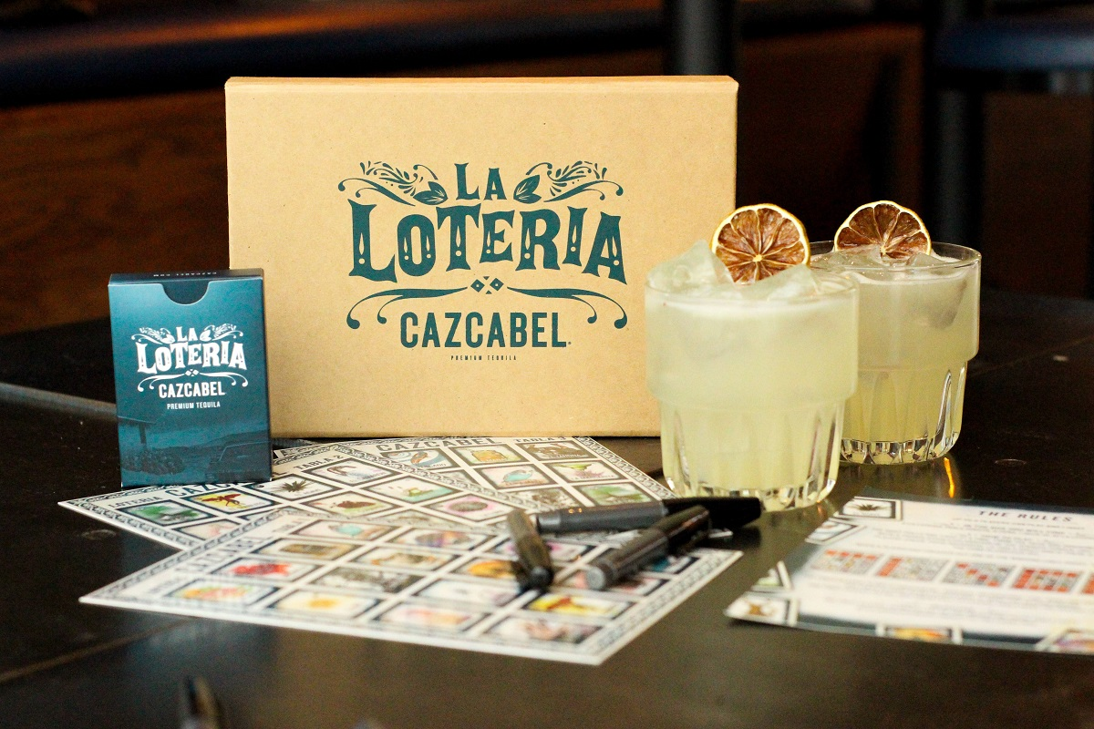 You'll never get board of this Cazcabel Tequila game, but potentially a little bit drunk..