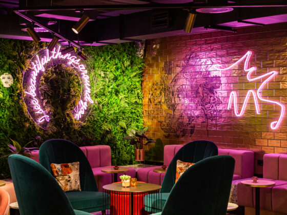 Qbic Manchester is the city's newest hotel and home to Motley Manchester on the ground floor