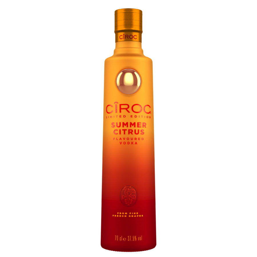 This summer, CÎROC'S limited edition offering is the juicy-licious Summer Citrus