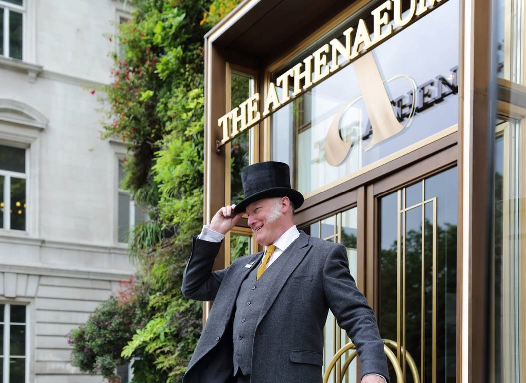 The friendly staff are what make The Athenaeum a home from home.  They'll be happy to help with any requests via their Curated Service