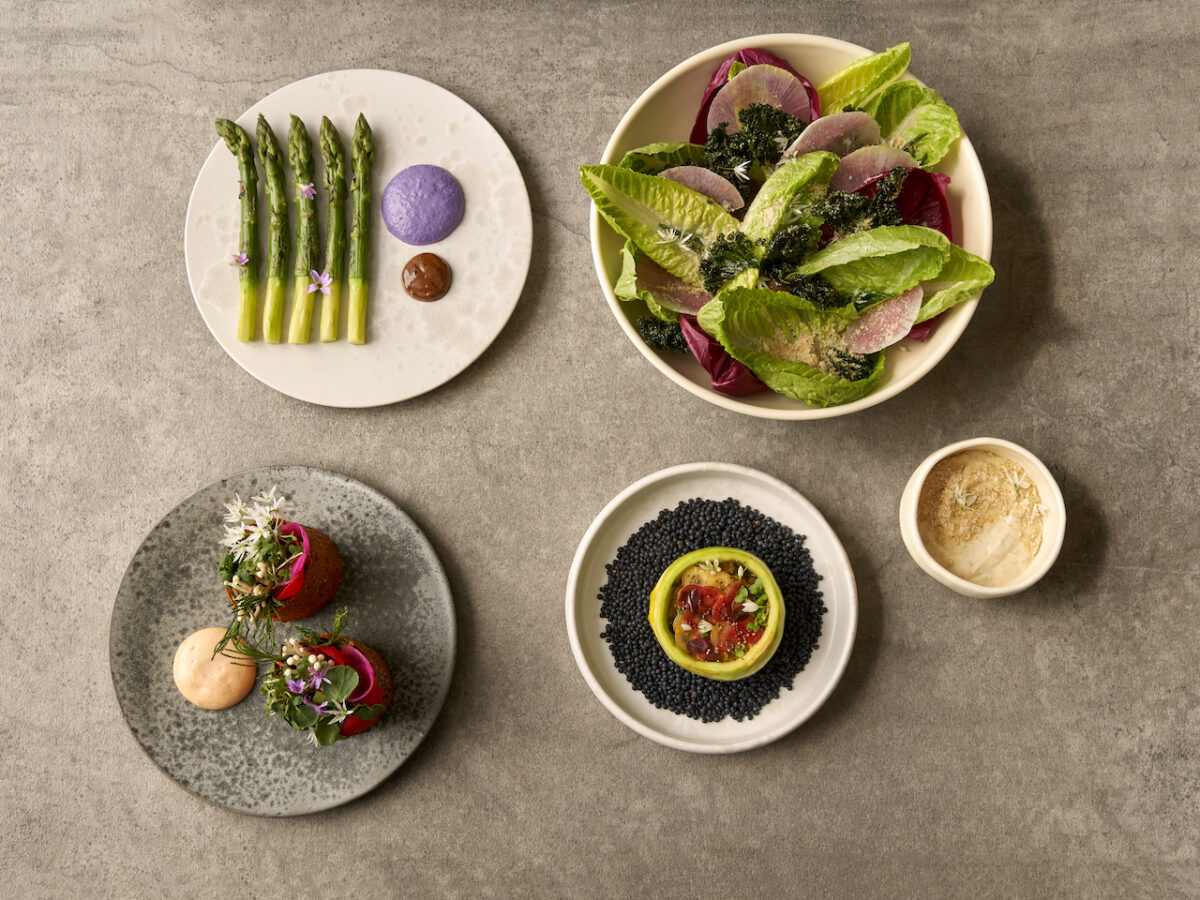 The Luxe List June 2021: Plant-based sharing dishes by Joakim Blockstrom at Holy Carrot with Urban Retreat