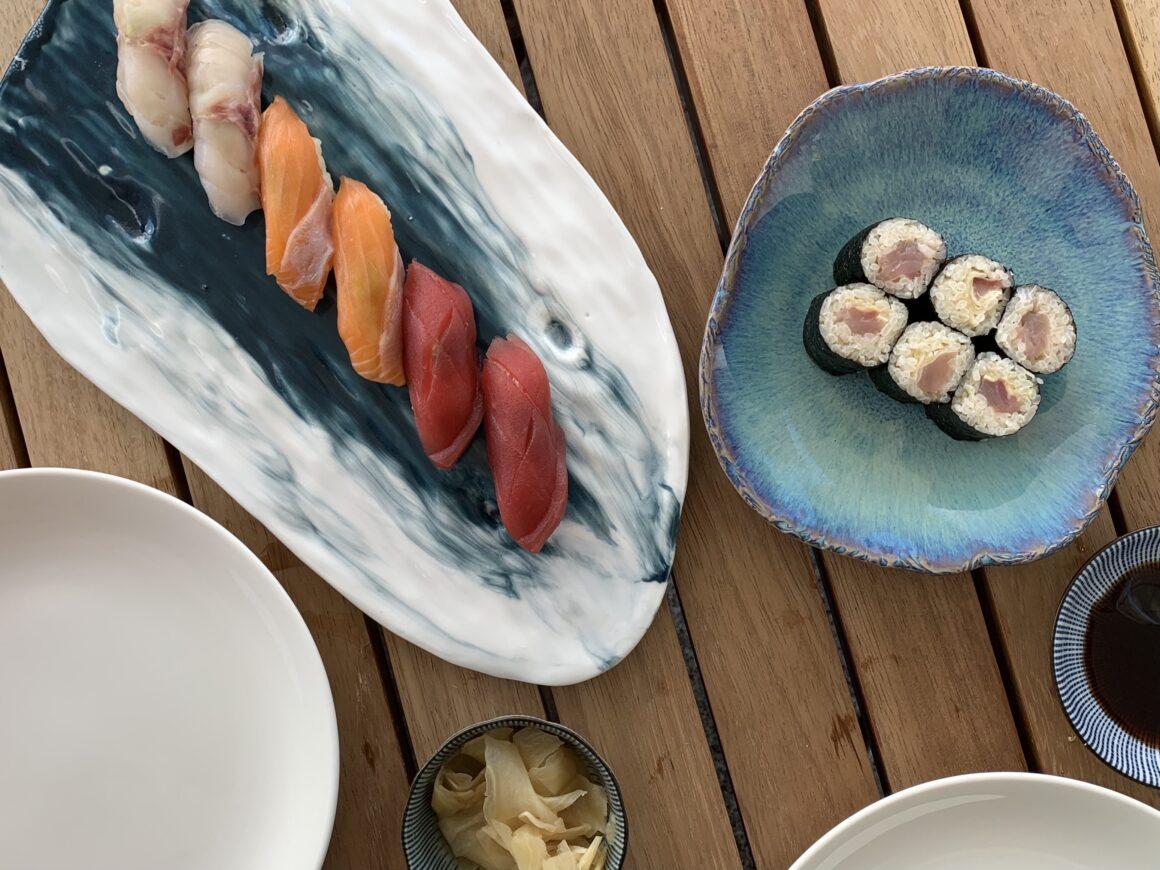 Bisushima sushi and sashimi