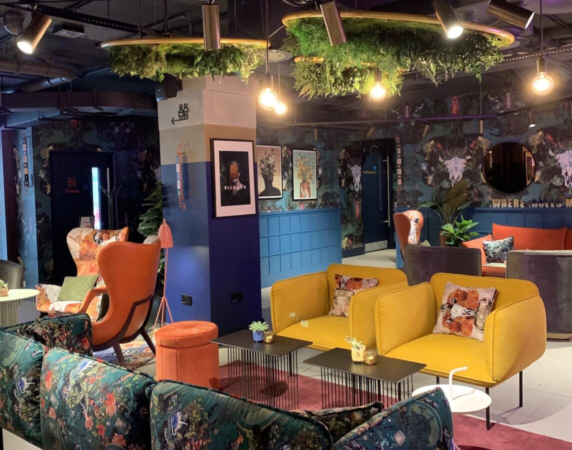 Motley Manchester is quirky and creative.   Eclectic vibes all round!