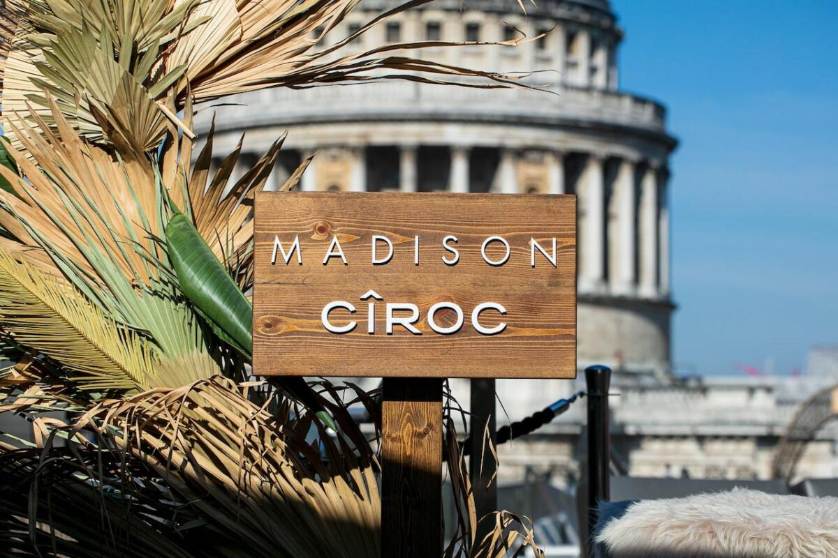 The Luxe List June 2021 - 'City Isles' – Madison x CÎROC Summer Terrace