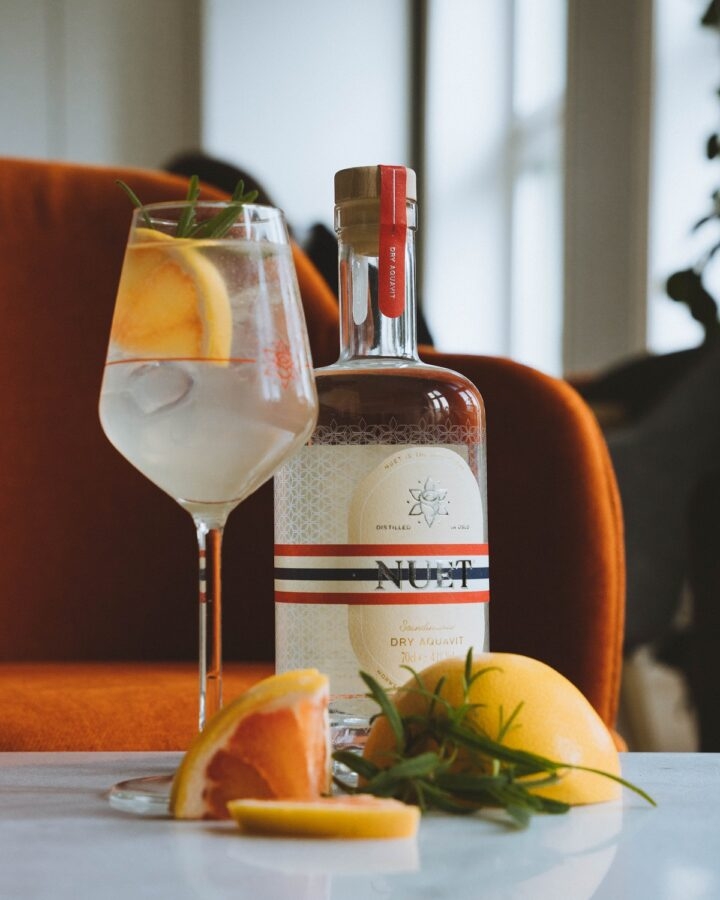 Celebrate the Summer Solstice with a Nuet Aquavit cocktail at selected bars across London