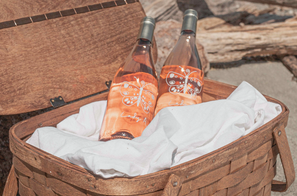 Lady A Rosé from Provence, £14.95 for 75cl