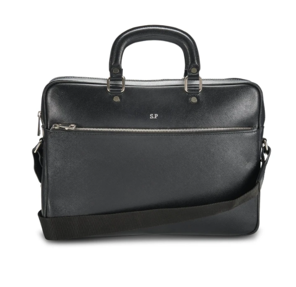 The Alexander Laptop Bag from LRM, £100