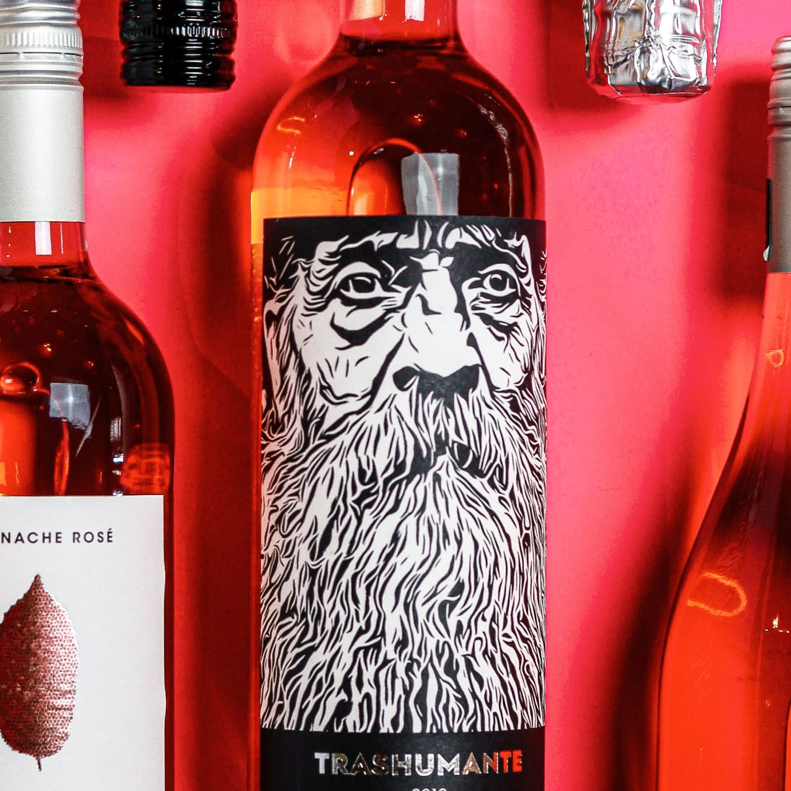 The Bearded Trio Cheese & Wine Collection from Decent Drop, £25