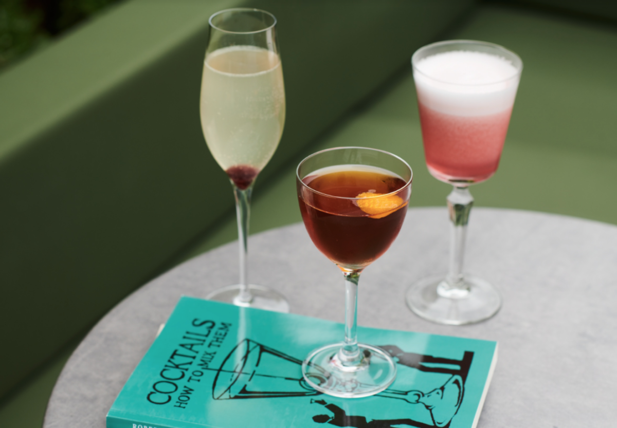 The Luxe List June 2021: Celebrate World Gin Day at The Nest, in Treehouse
