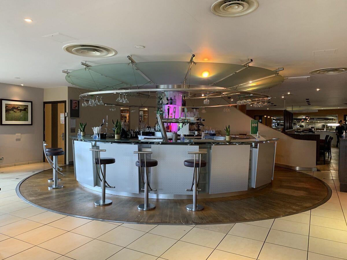 The Brasserie Restaurant & Bar at Crewe Hall