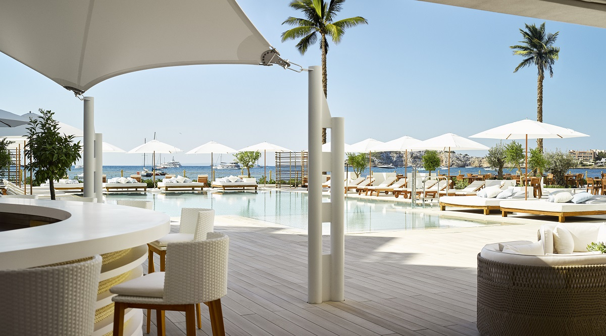 Still hot in Ibiza for 2021, Nobu Hotel Ibiza Bay have a brand new restaurant BiBo and a new experiences package guaranteed to ensure you get the most out of your stay on the white isle!