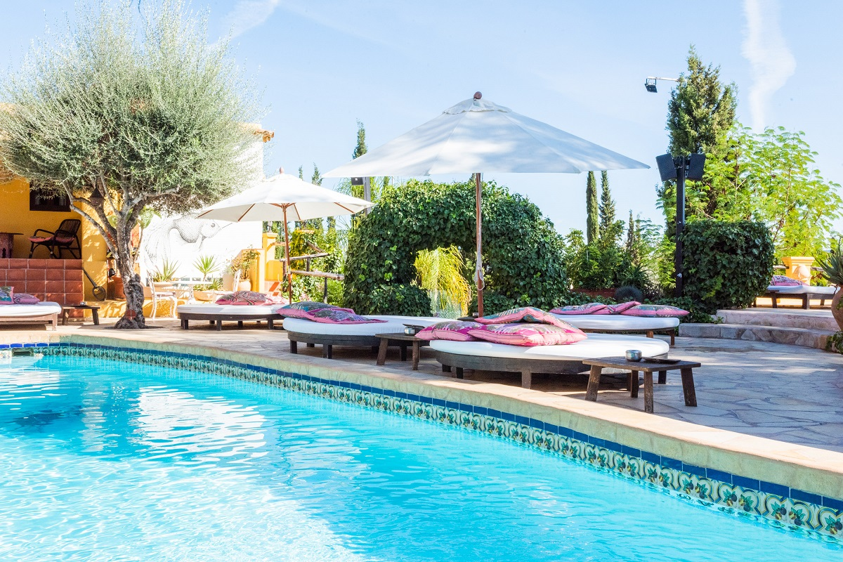 Pikes - The epitome of cool hotels on the island of Ibiza!