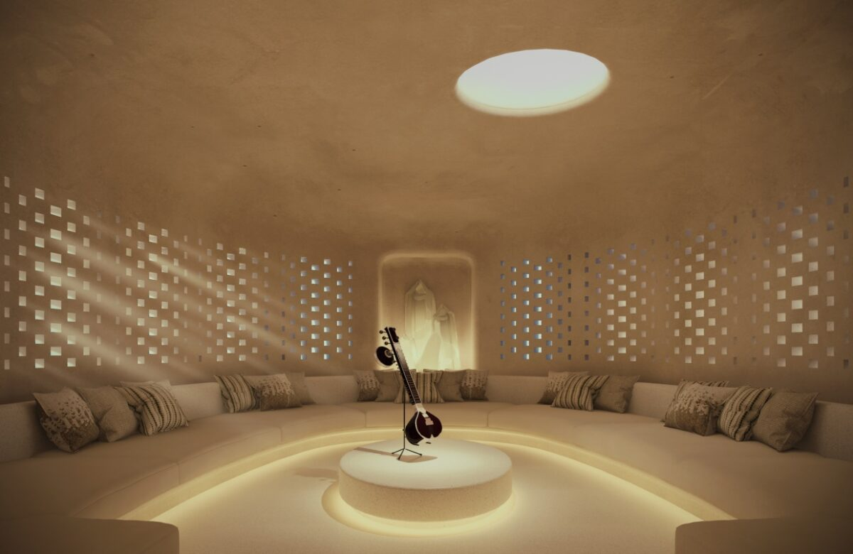 Six Senses Ibiza has a luxurious spa area and a full program of wellness related activities and practices