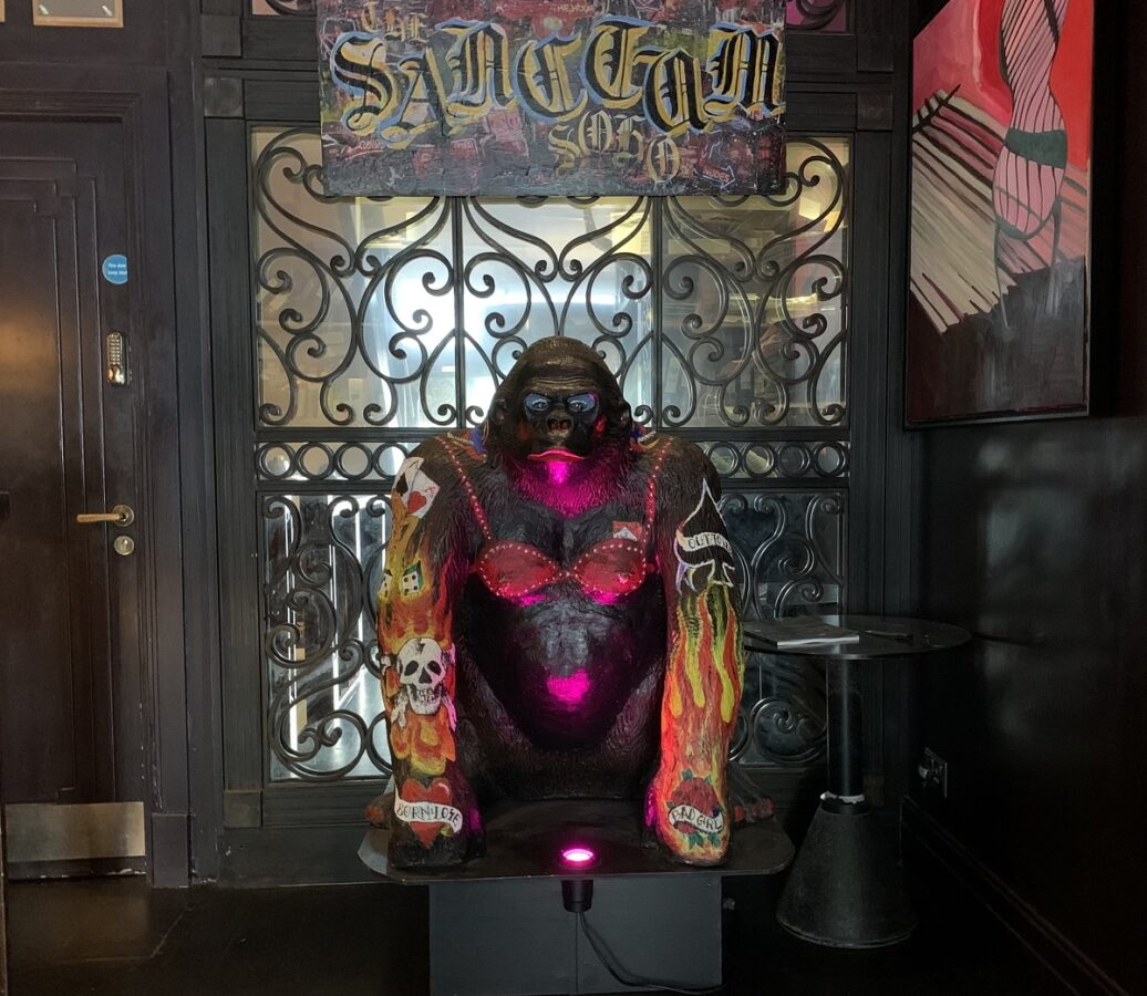 Expect the unexpected at London's number one rock star hotel - Karma Sanctum Soho